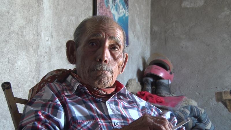Entrevista a Juan Huenchunao