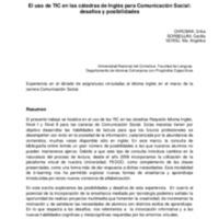 Chrobak, Sorbellini, Verdú 2012 EL USO DE TIC EN LAS CÁTEDRAS .pdf