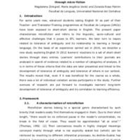 Zinkgraf et al. - 2012 - We agree to disagree embracing ambiguity and deve.pdf