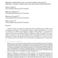 Arana et al. - 2011 - Estudio comparativo de las selecciones tonales en .pdf