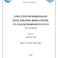 Arias_Tesis de maestria_Cliìticos marginales en el Esp del Riìo de la Plata_2021.pdf